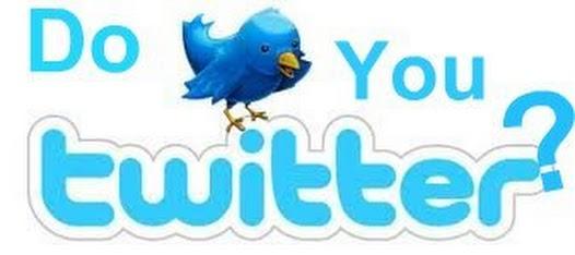 New blog twitter